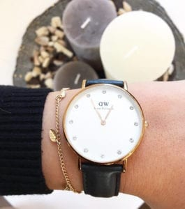 What a watch 😍 Daniel Wellington, accessories, fashion, look, blogger, stylist, styleblogger,