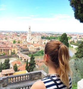 On top ☀️😍 Verona, Italy, Travel, Travelblogger, Blogger, Lifestyle, Fantastique, Styleblogger, Landscape, Travelblog, Stylist